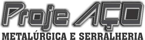 Logo ProjeAÇO Serralheria